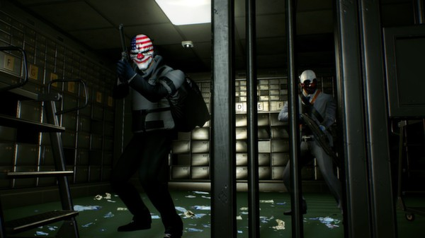 PAYDAY 2 Screenshot