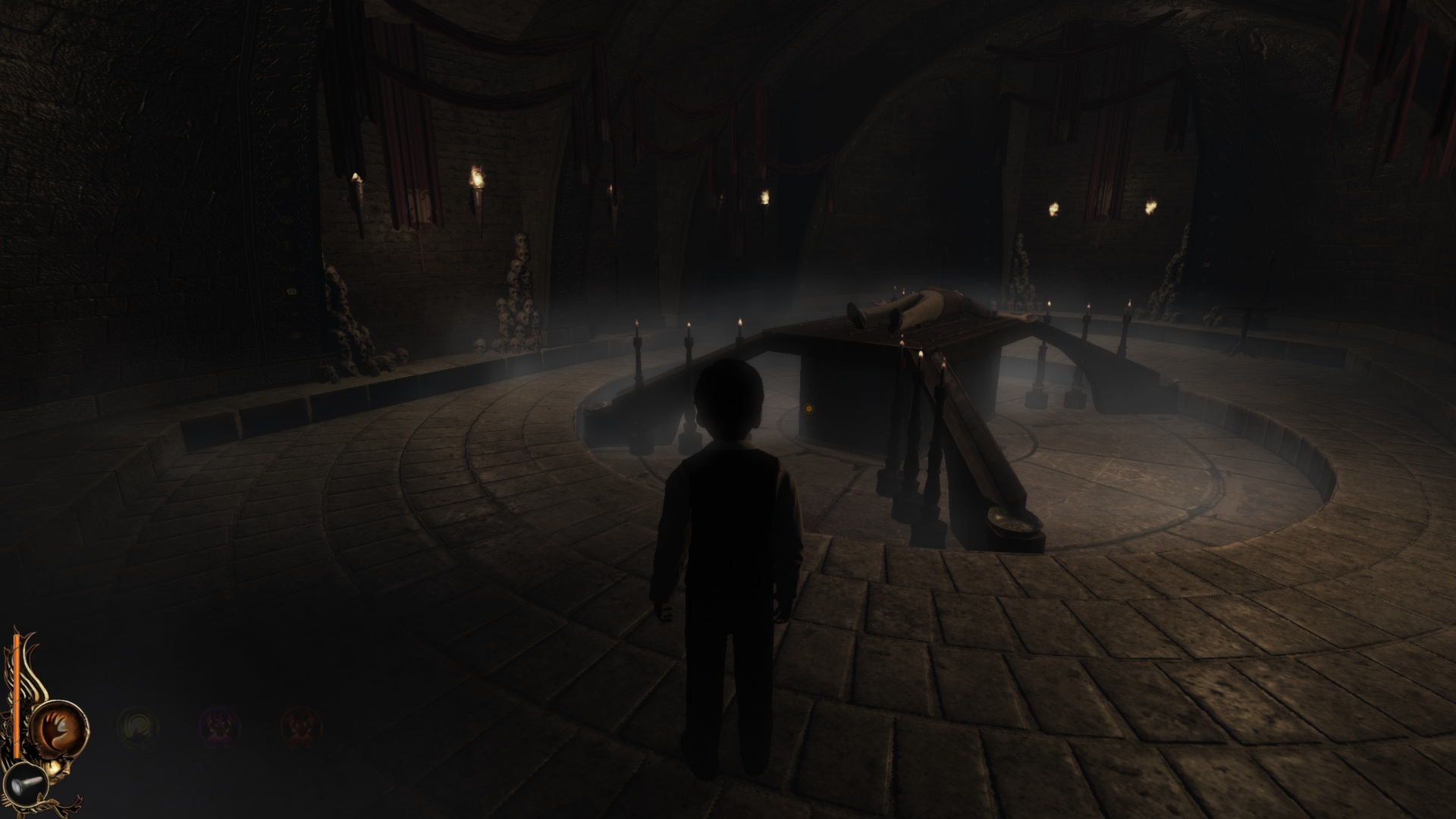 Lucius screenshot 3