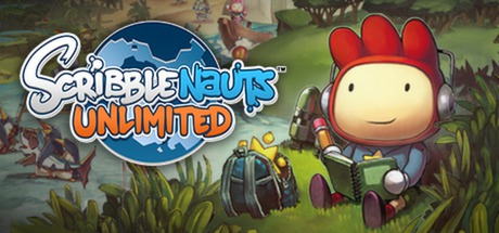 Scribblenauts Unlimited cover art