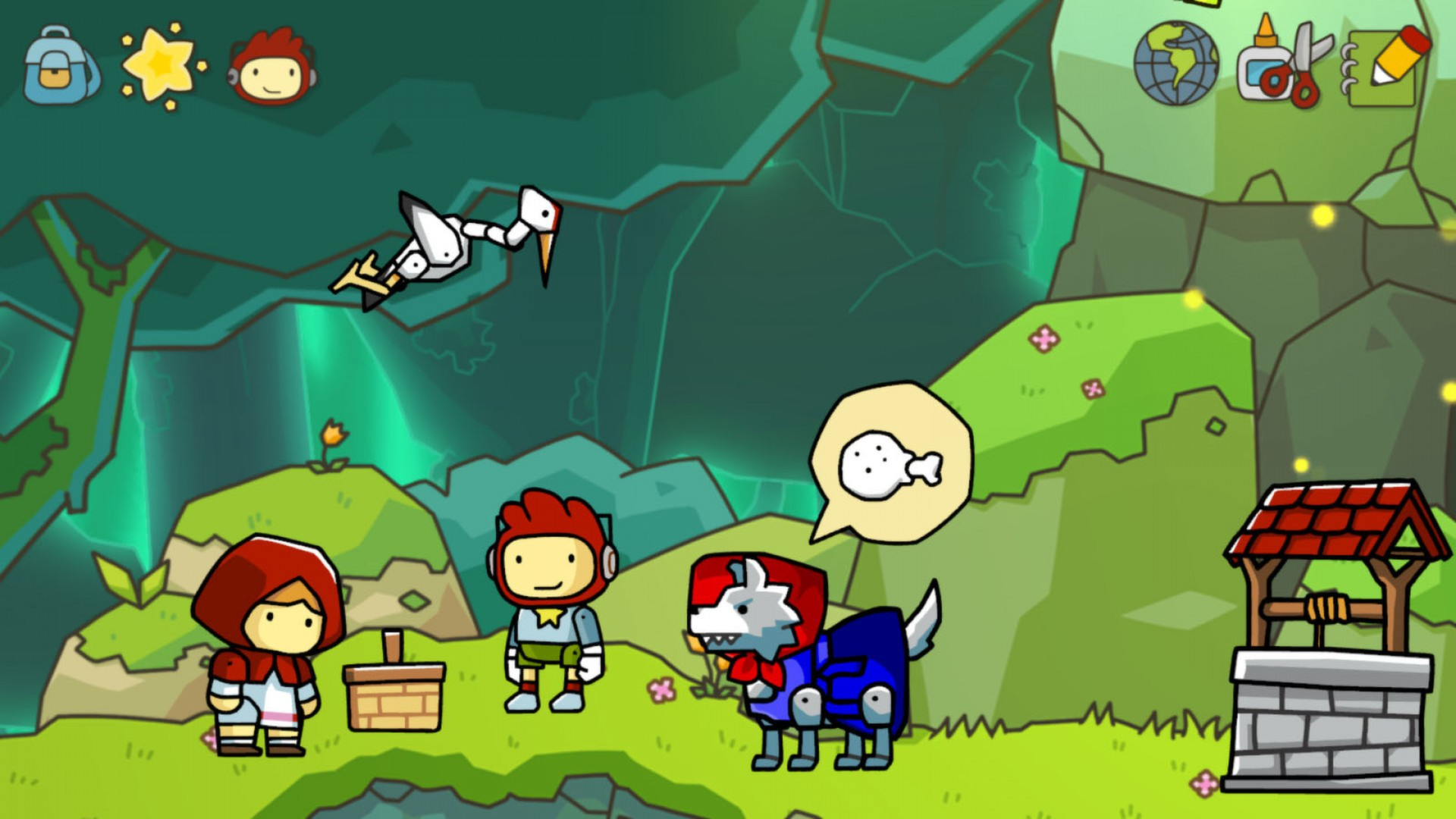 scribblenauts unlimited apk free download pc
