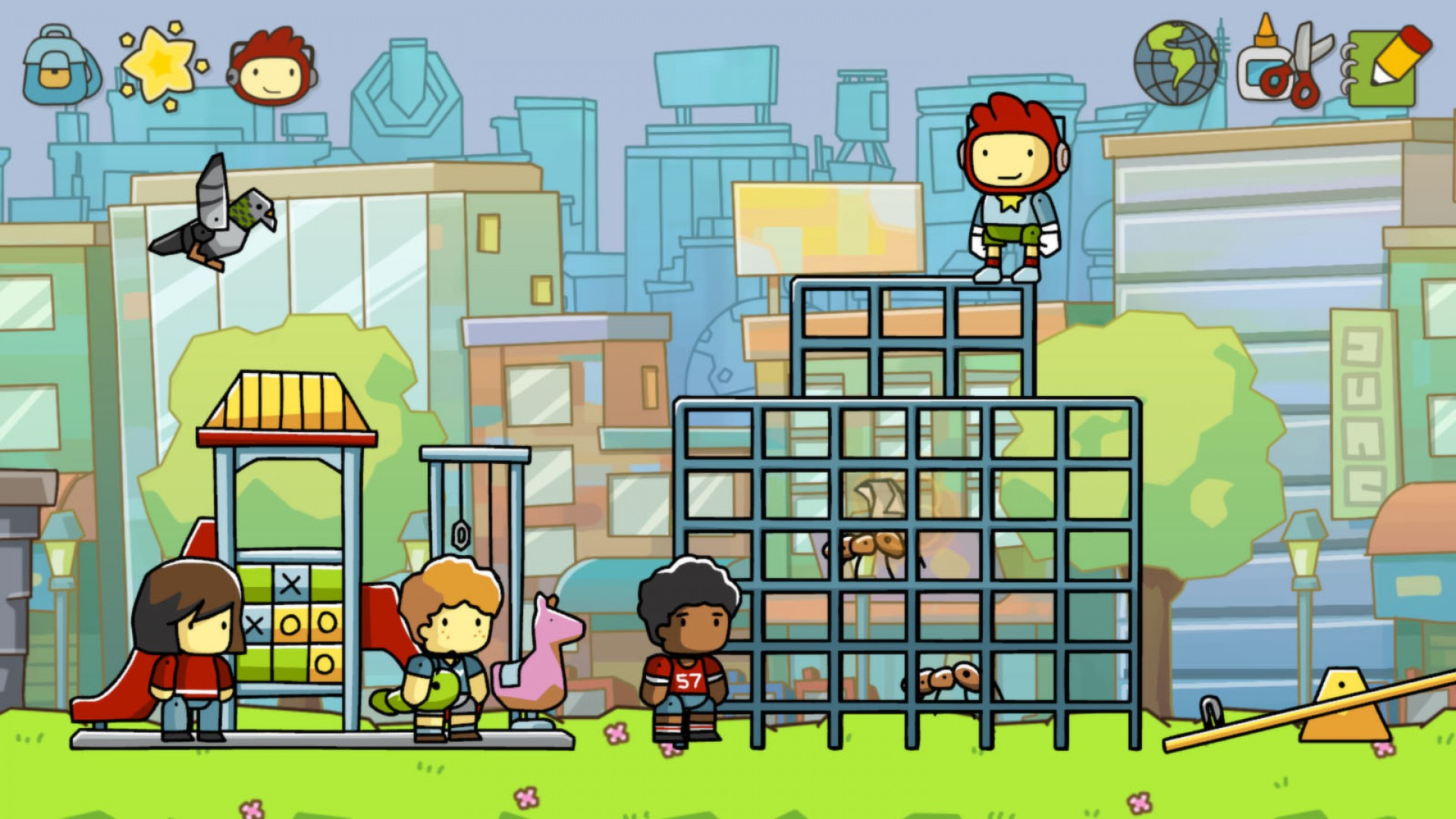 como descargar scribblenauts unlimited para android apk