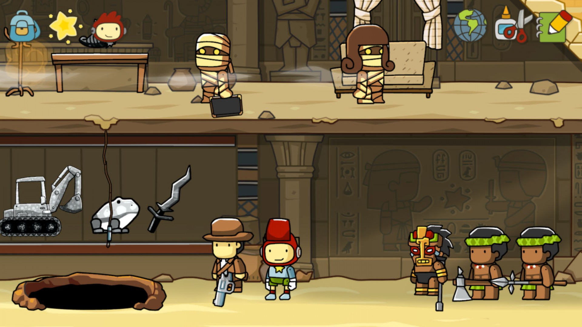 scribblenauts unlimited on steam rh store steampowered com