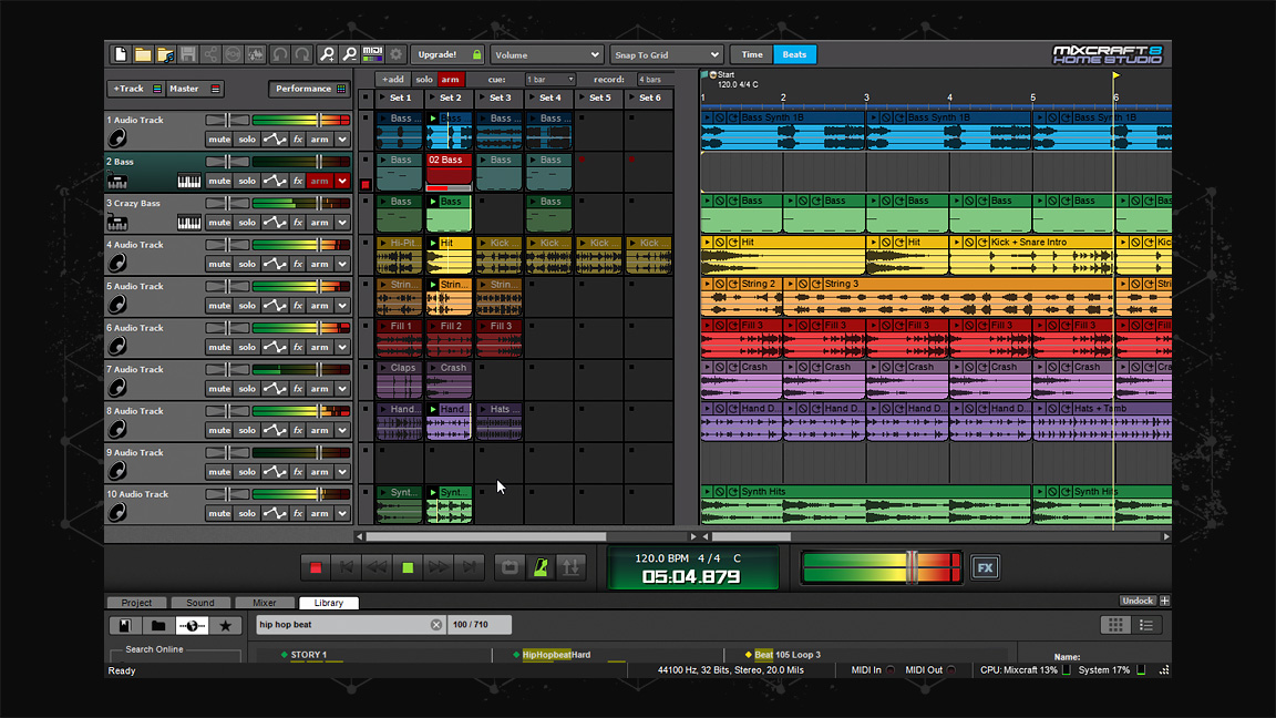mixcraft 8 home studio review