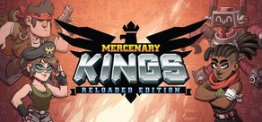 Mercenary Kings cover art