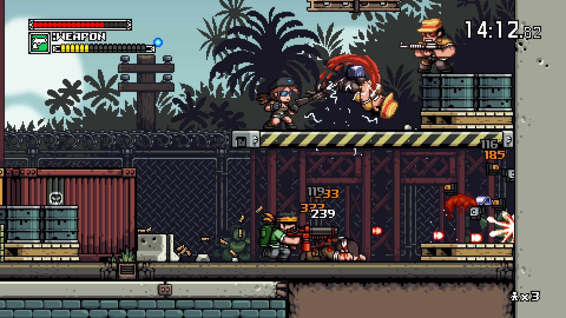 Mercenary Kings juegos decepcionantes