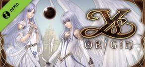 Ys Origin Demo