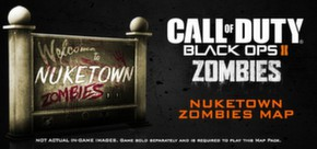 Call of Duty®: Black Ops II - Nuketown Zombies Map