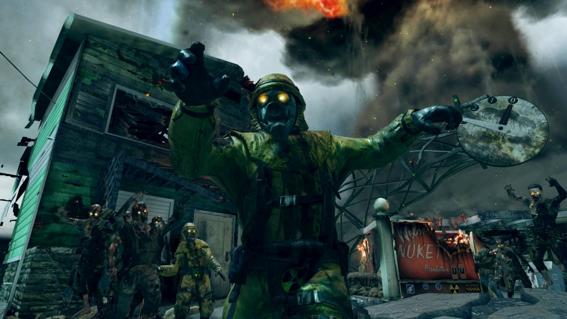 Call of Duty®: Black Ops II - Nuketown Zombies Map bei Steam Black Ops Maps Zombies on