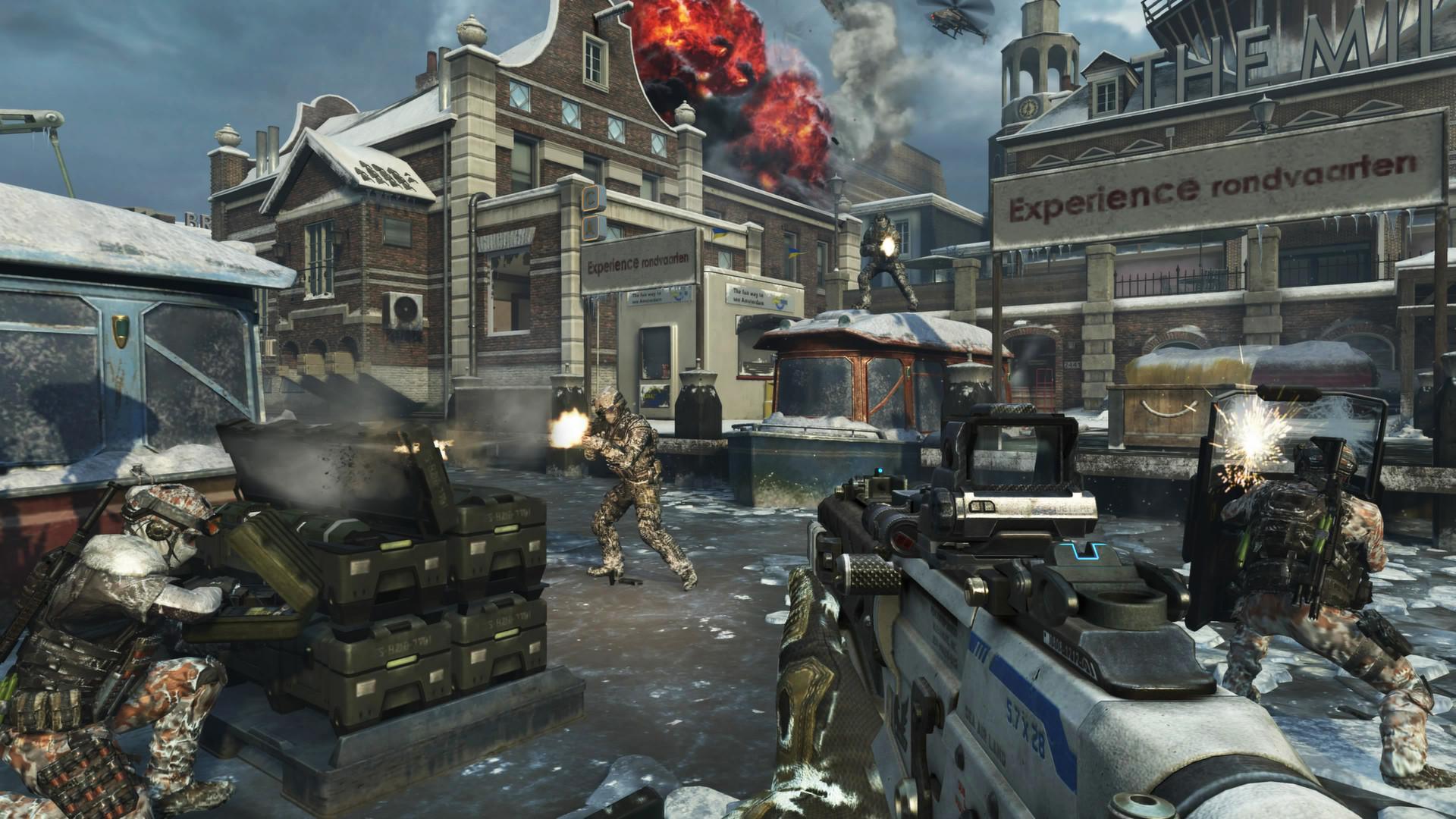 Call Of Duty Black Ops Ii Apocalypse On Steam