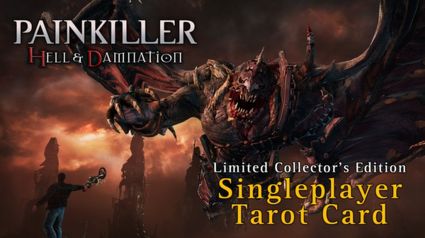Painkiller Hell & Damnation: Singleplayer Tarot Card Pack (DLC)