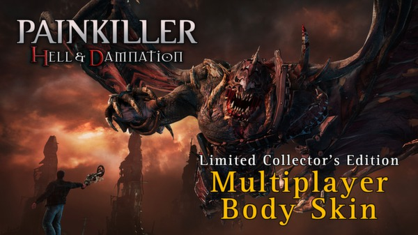 Painkiller Hell & Damnation: Multiplayer Body Skin Pack (DLC)