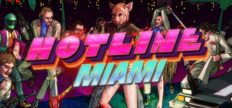 Hotline Miami cover art