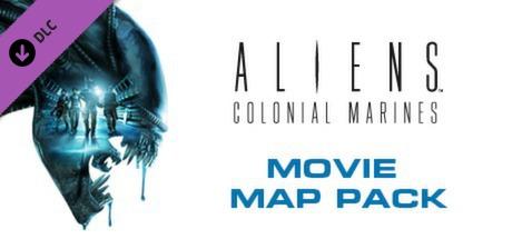 Aliens: Colonial Marines - Movie Map Pack