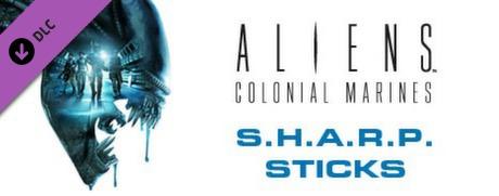 Aliens: Colonial Marines SHARP Sticks