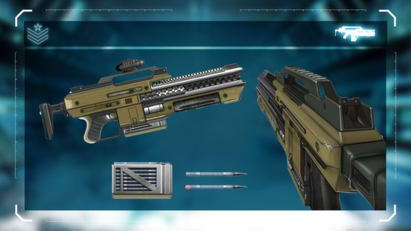 Aliens: Colonial Marines SHARP Sticks (DLC)