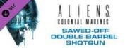 Aliens: Colonial Marines Sawed-off Double Barrel Shotgun