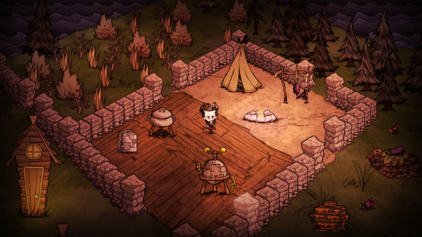 Screenshot of Don't Starve