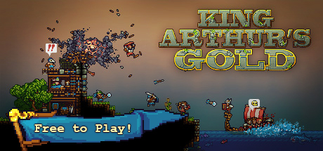 King Arthur's Gold Steam Game