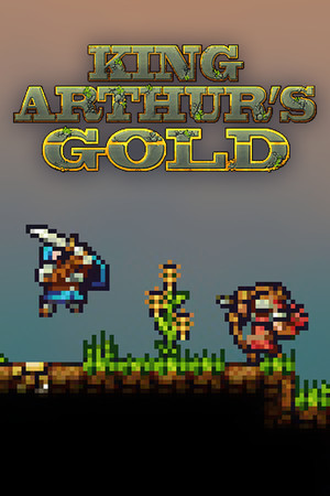 King Arthur's Gold poster image on Steam Backlog