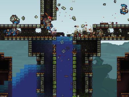 Screenshot of King Arthur's Gold
