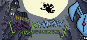 Edna & Harvey: Harvey's New Eyes cover art
