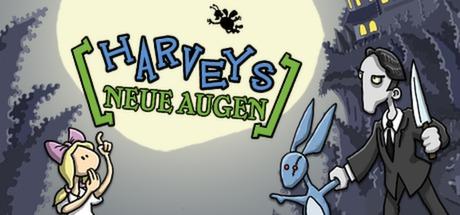 Game Banner Edna & Harvey: Harvey's New Eyes
