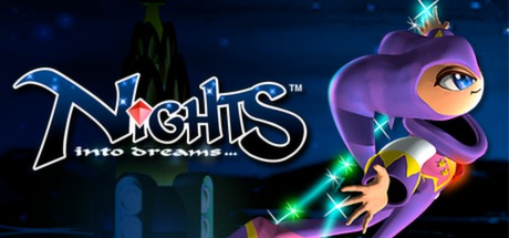 Game Banner NiGHTS Into Dreams