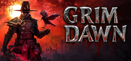 Grim Dawn cover art