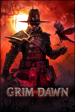Grim Dawn poster image on Steam Backlog