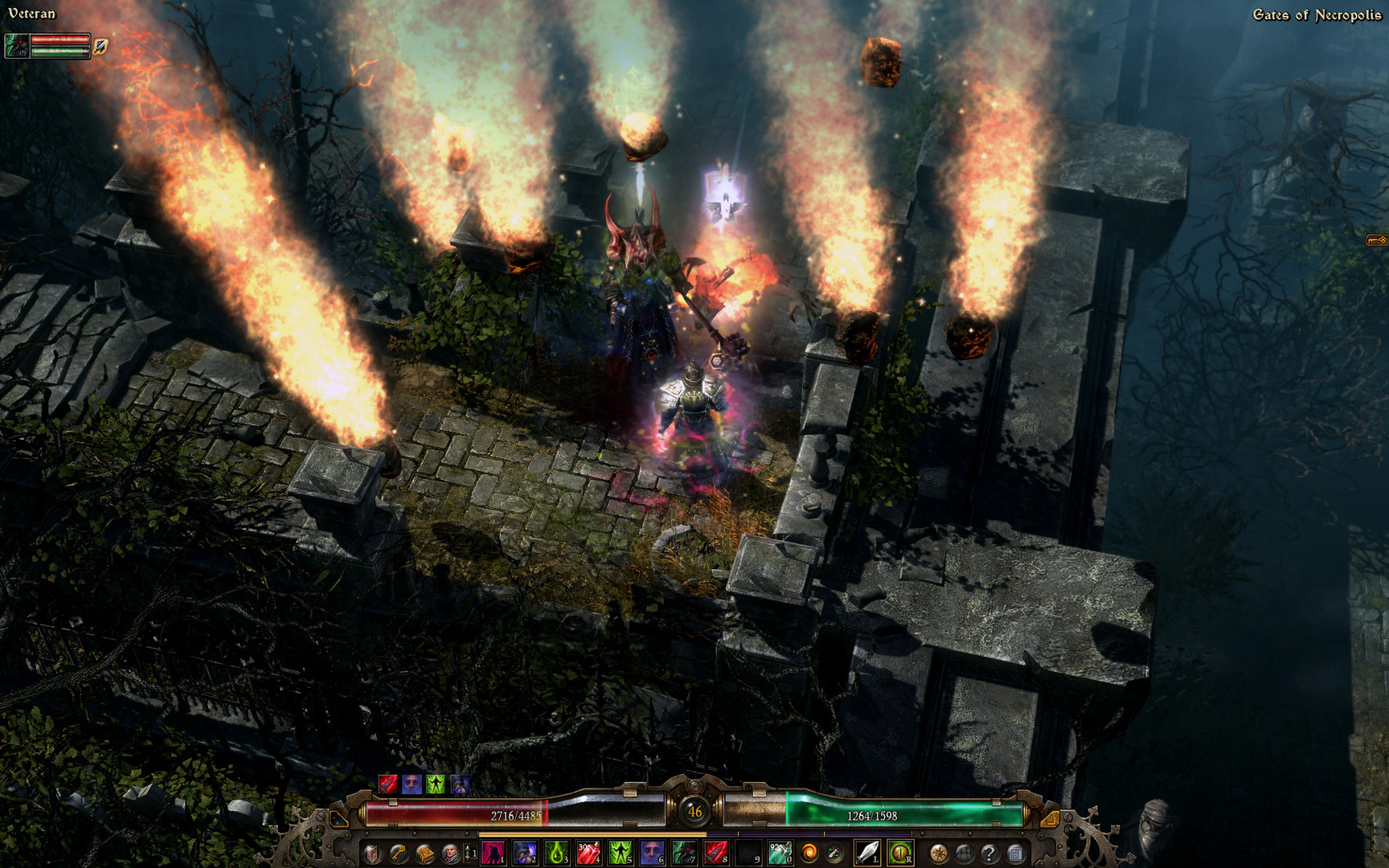 Grim Dawn screenshot 2