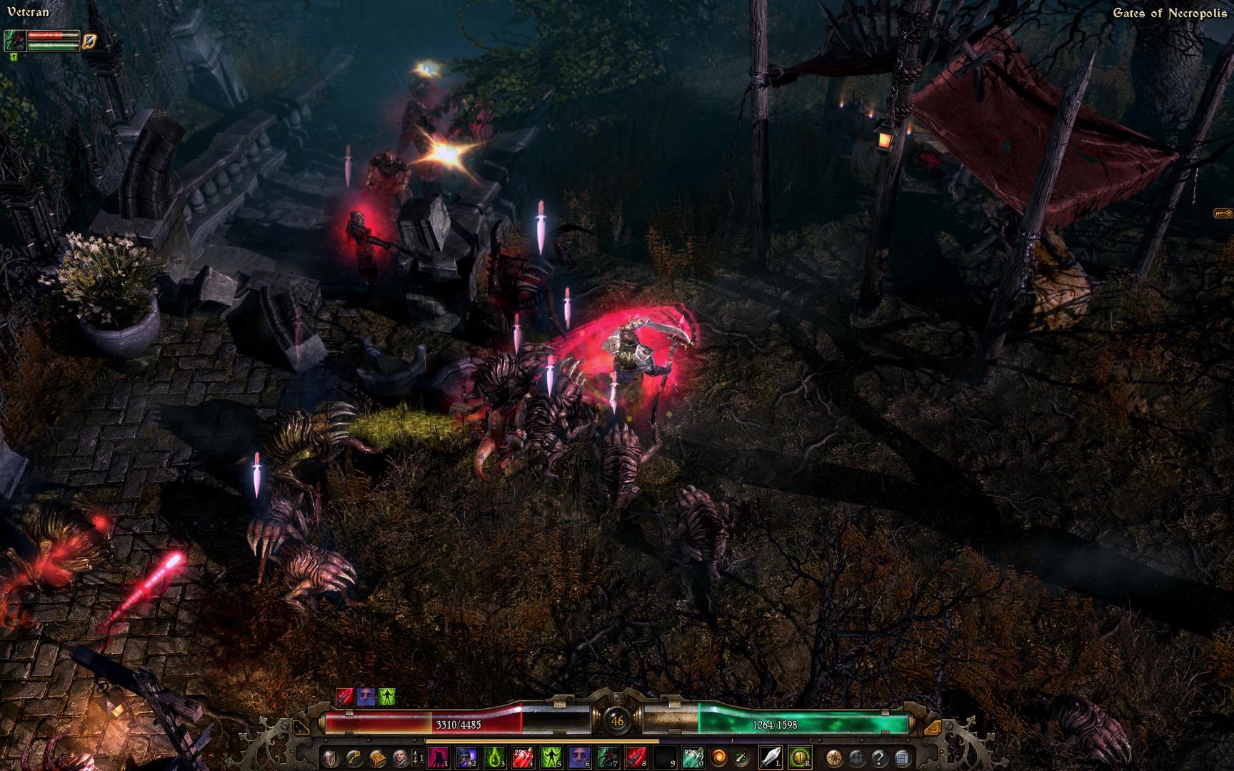 Grim Dawn screenshot 3