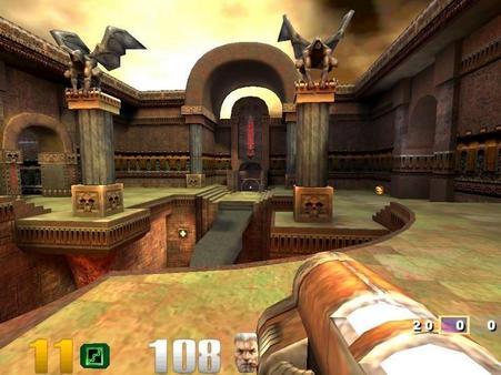 скриншот Quake III Arena 0