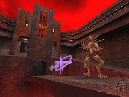 скриншот Quake III Arena 1