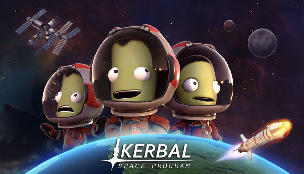 Kerbal Space Program on Steam