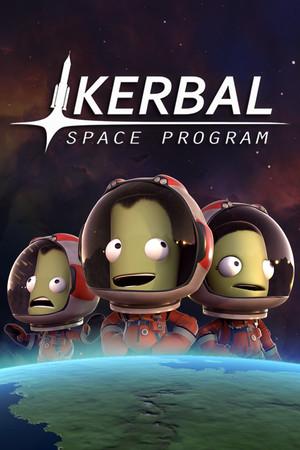 Kerbal Space Program poster image on Steam Backlog
