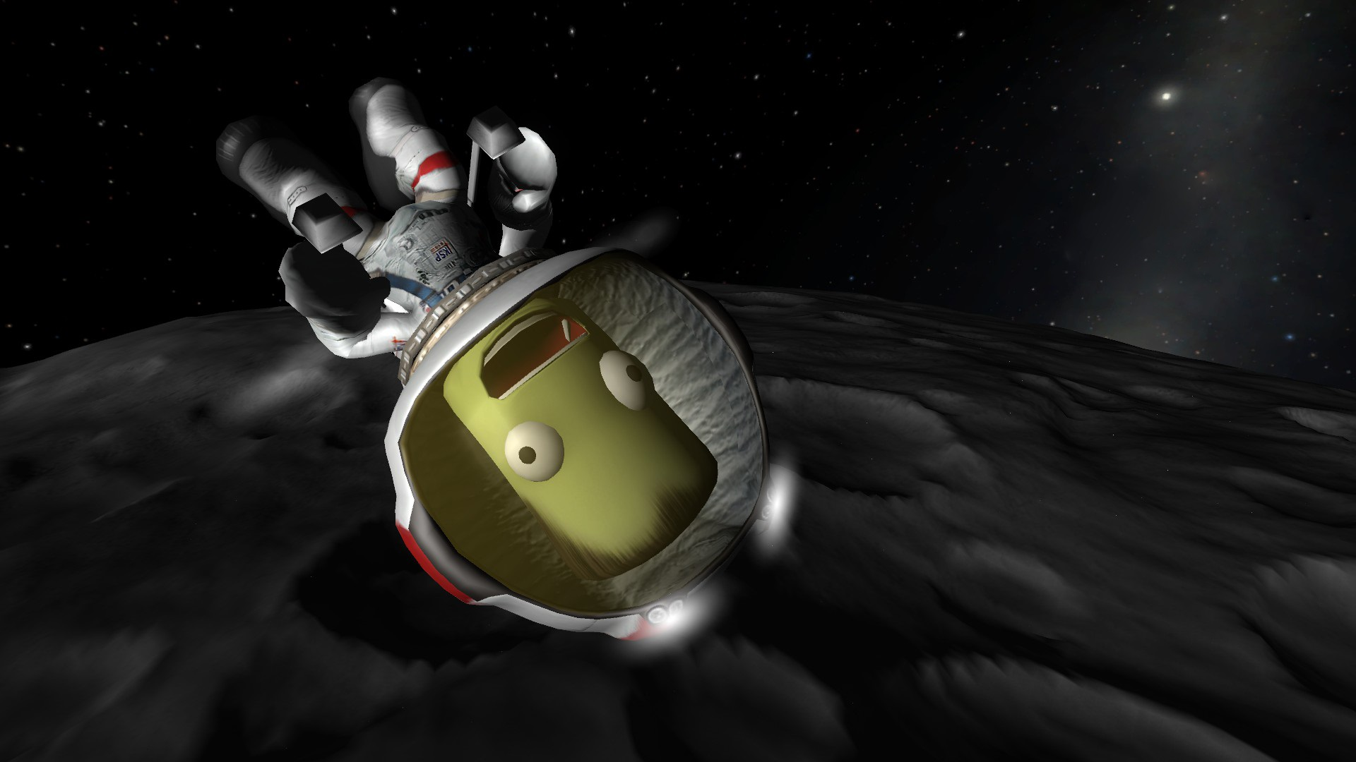 Kerbal Space Program torrent download v1.7.2 + Breaking Ground