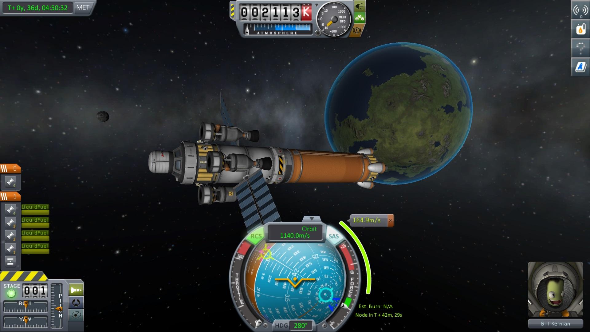 Koeppel space program