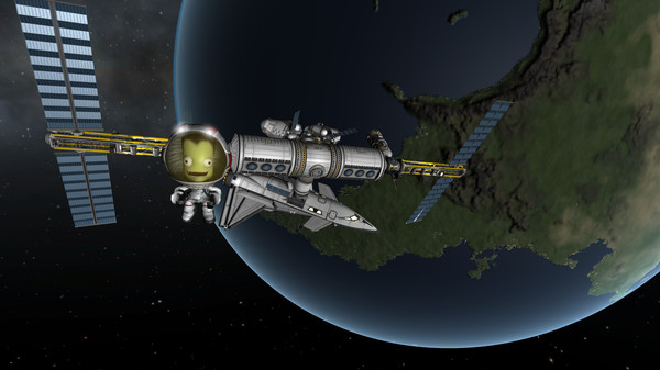 Kerbal Space Program Screenshot