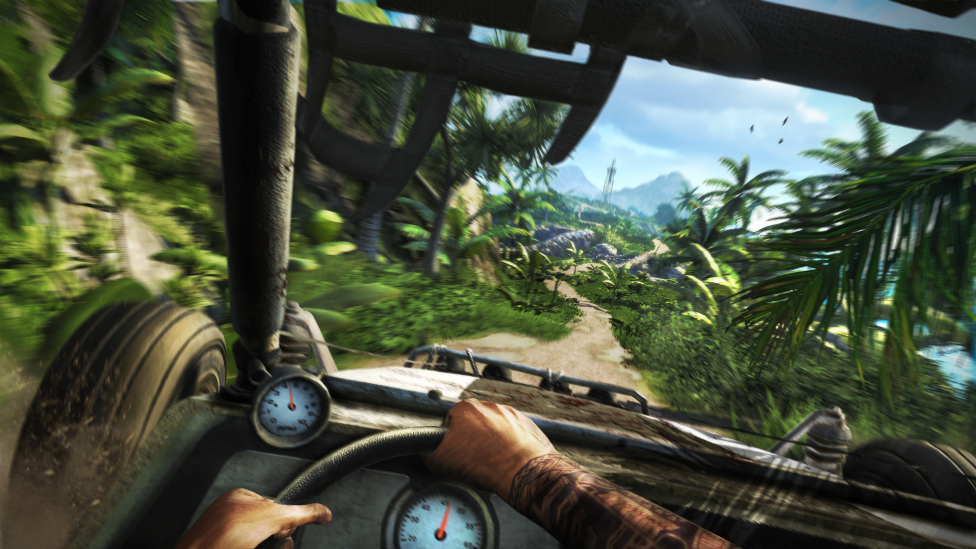 far cry 3 gameplay settings