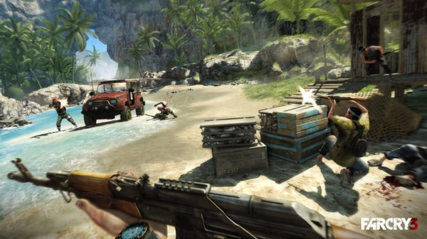 Far Cry 3 Complete Collection - elamigos