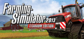 Farming Simulator 2013 cover art