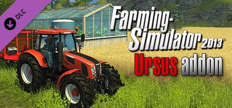 Купить Farming Simulator 2013: Ursus (DLC)