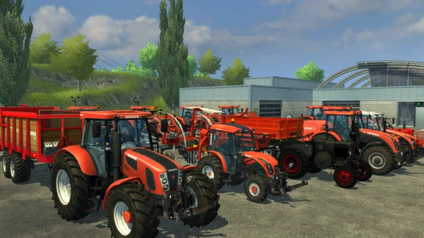 Farming Simulator 2013: Ursus (DLC)
