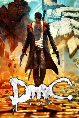 DmC: Devil May Cry poster image on Steam Backlog