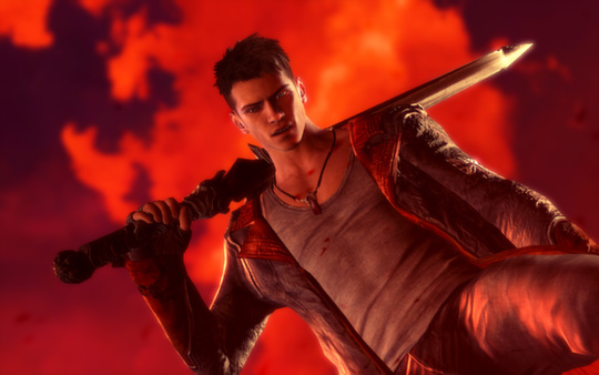 скриншот DmC: Devil May Cry 3
