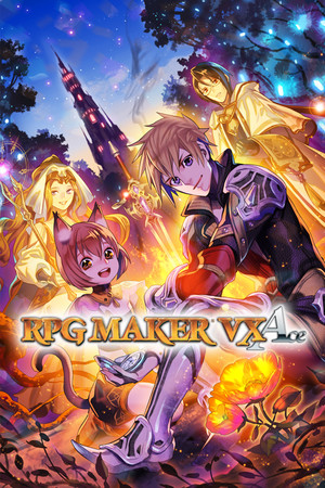 RPG Maker VX Ace poster image on Steam Backlog