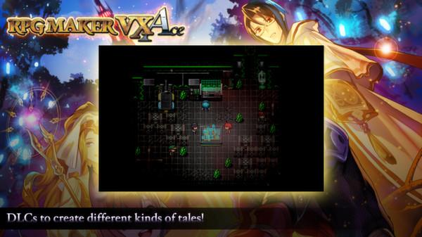 Скриншот из RPG Maker VX Ace