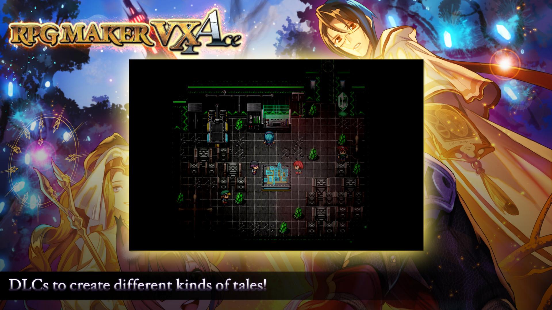 RPG Maker VX Ace · AppID: 220700