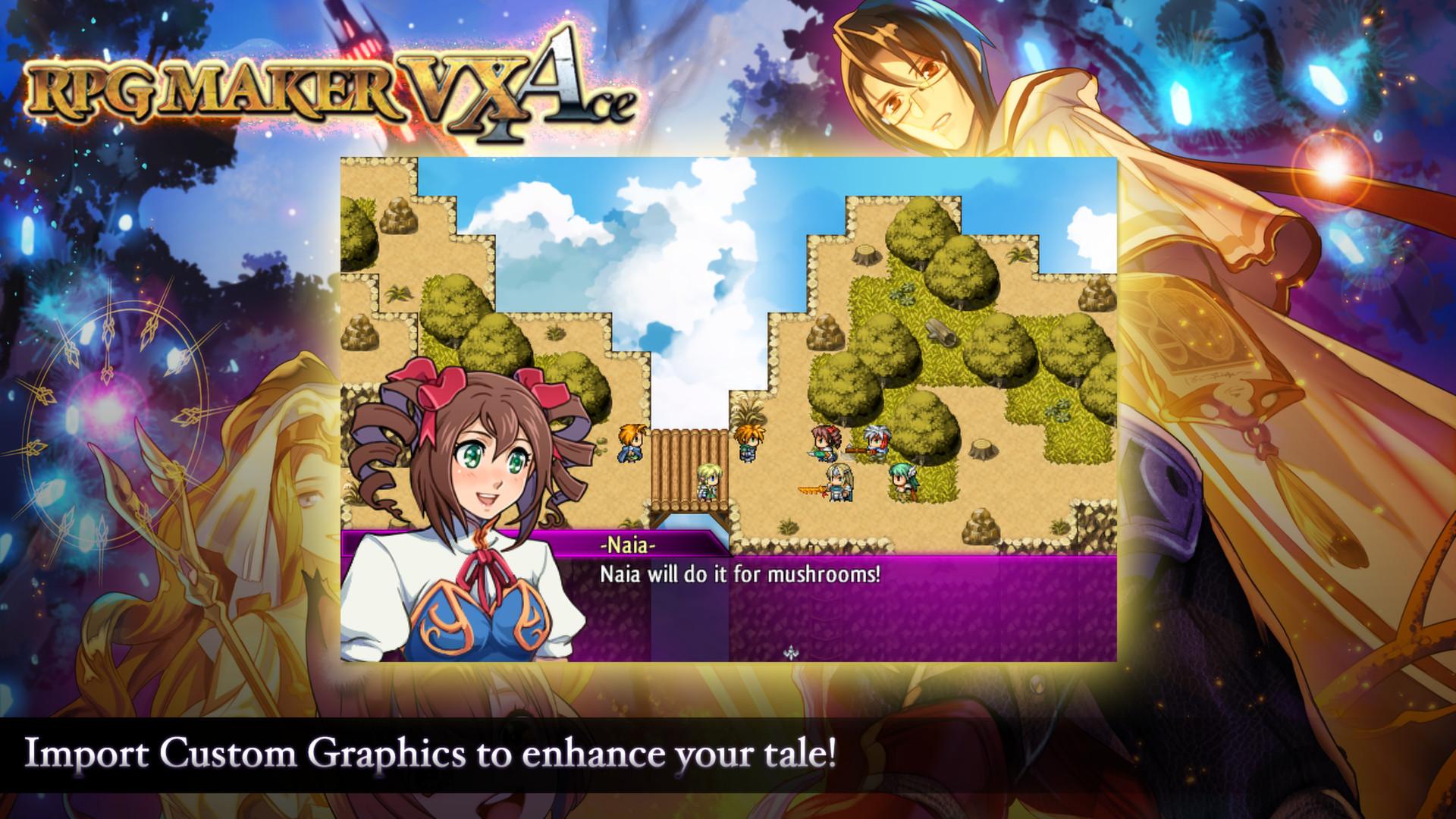 RPG Maker VX Ace Steam Discovery