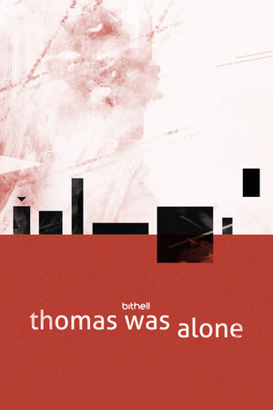 Thomas Was Alone poster image on Steam Backlog